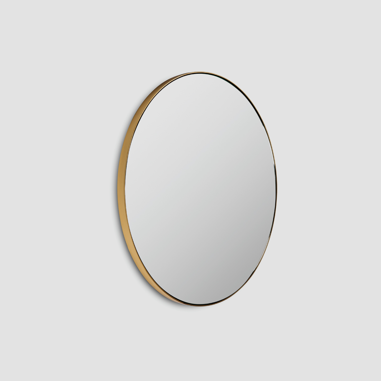 O Brass Mirror